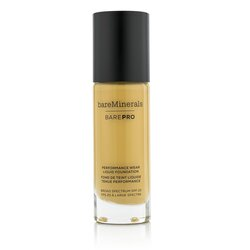 BareMinerals BarePro Performance Wear Liquid Foundation SPF20 - # 16 Sandstone  30ml/1oz