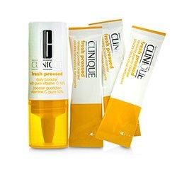 倩碧 活性維他命C抗氧活膚7天護膚組合(抗氧活膚激活精華x1 + 抗氧活膚潔面粉x7)  -