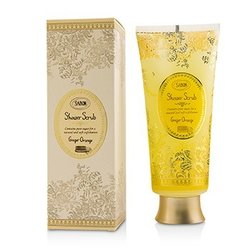 Sabon Shower Scrub - Ginger Orange  280g/9.8oz