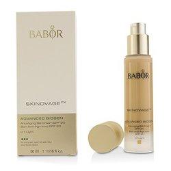 Babor Skinovage PX Advanced Biogen Anti-Aging BB Cream SPF20 - # 01 Light  50ml/1.7oz