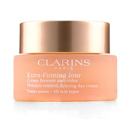 Clarins Extra-Firming Jour Wrinkle Control, Firming Day Cream - All Skin Types  50ml/1.7oz