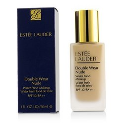 Estee Lauder Double Wear Nude Water Fresh Makeup SPF 30 - # 2W0 Warm Vanilla  30ml/1oz