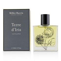 Miller Harris Terre D'Iris Eau De Parfum Spray (New Packaging)  50ml/1.7oz
