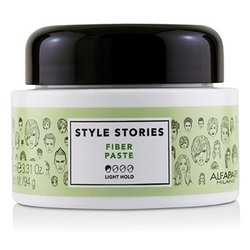 AlfaParf Style Stories Fiber Paste (Light Hold)  100ml/3.31oz