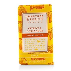 Crabtree & Evelyn Citron & Coriander Energising Soap  158g/5.5oz