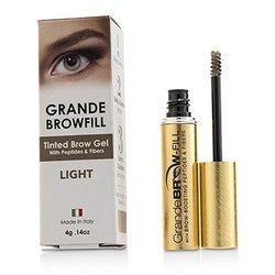 GrandeLash GrandeBrow Fill Tinted Brow Gel - # Light  4g/0.14oz