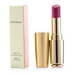 Sulwhasoo Essential Lip Serum Stick - # No. 3 Flower Pink  3g/0.1oz