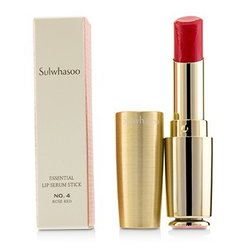 Sulwhasoo Essential Lip Serum Stick - # No. 4 Rose Red  3g/0.1oz