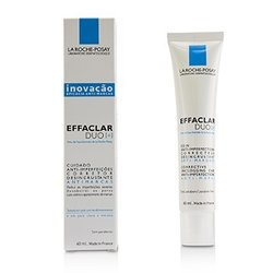 La Roche Posay Effaclar Duo (+) Corrective Unclogging Care Anti-Imperfections Anti-Marks (Exp. Date: 11/2018)  40ml/1.35oz