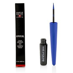 Make Up For Ever Aqua XL Ink Liner Extra Long Lasting Waterproof Eyeliner - # M-24 (Matte Electric Blue)  1.7ml/0.05oz