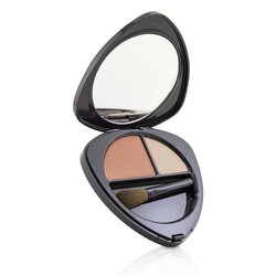 Dr. Hauschka Blush Duo - # 01 Soft Apricot  5.7g/0.2oz
