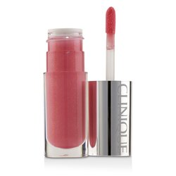 Clinique Pop Splash Lip Gloss + Hydration - # 12 Rosewater Pop  4.3ml/0.14oz