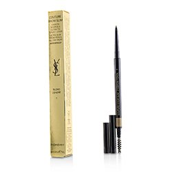 Yves Saint Laurent Couture Brow Slim Waterproof - # 1 Blonde Cendre  0.05g/0.0018oz