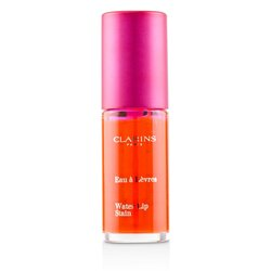 Clarins Water Lip Stain - # 01 Rose Water  7ml/0.2oz
