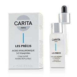 Carita Les Precis Acide Hyaluronique [+] Tripeptides Hydro-Replenishing Concentrate  15ml/0.5oz