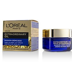 歐萊雅 Extraordinary Oil Night Cream Mask  50ml/1.7oz