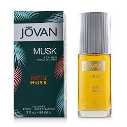 Jovan Tropical Musk Cologne Spray  88ml/3oz