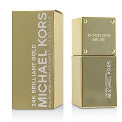 Michael Kors 24K Brillant Gold Eau De Parfum Spray  30ml/1oz