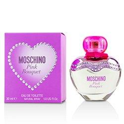 Moschino Pink Bouquet Eau De Toilette Spray  30ml/1oz