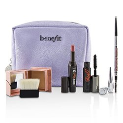 Benefit City Lights Party Nights Set  4pcs+1bag