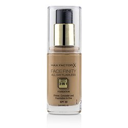 Max Factor Face Finity All Day Flawless 3 in 1 Foundation SPF20 - #85 Caramel  30ml/1oz
