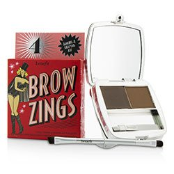Benefit Brow Zings (Total Taming & Shaping Kit For Brows) - #4 (Medium)  4.35g/0.15oz