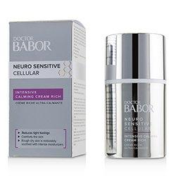 芭宝  Doctor Babor Neuro Sensitive Cellular Intensive Calming Cream Rich  50ml/1.7oz