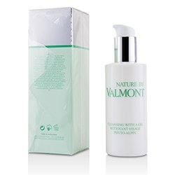 Valmont Nature Cleansing With A Gel (Packaging Slightly Damaged)  125ml/4.2oz