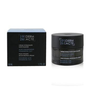 Derm Acte High Vitamin Moisturizing Cream  50ml/1.7oz