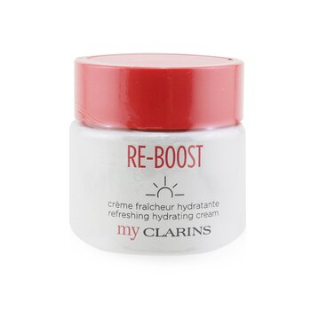 My Clarins Re-Boost Refreshing Hydrating Cream - For Normal Skin  50ml/1.7oz