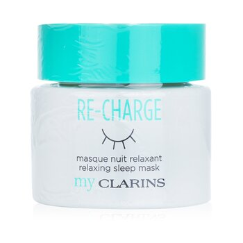 My Clarins Re-Charge Relaxing Sleep Mask  50ml/1.7oz