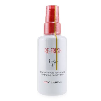 My Clarins Re-Fresh Hydrating Beauty Mist  100ml/3.4oz