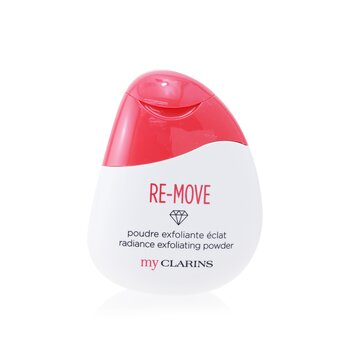 My Clarins Re-Move Radiance Exfoliating Powder  40g/1.4oz