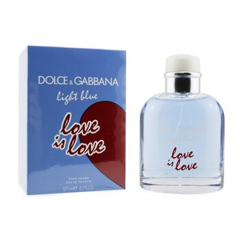 Light Blue Love Is Love Eau De Toilette Spray  125ml/4.2oz