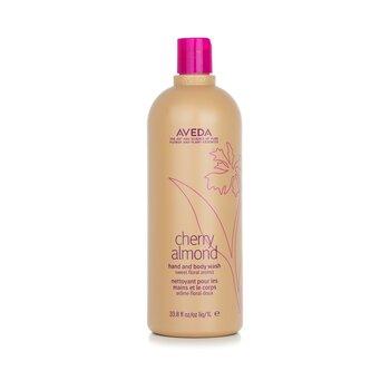 Cherry Almond Hand & Body Wash  1000ml/33.8oz