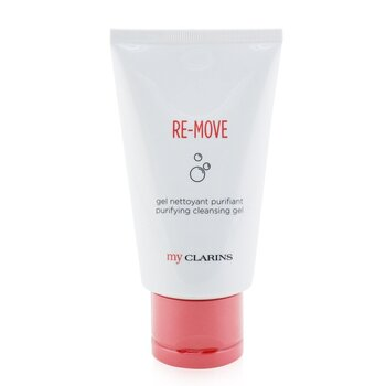 My Clarins Re-Move Purifying Cleansing Gel  125ml/4.5oz