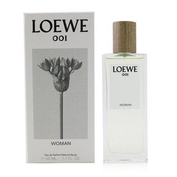 001 Eau De Parfum Spray  50ml/1.7oz