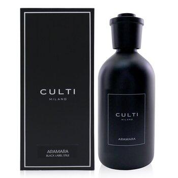 Black Label Stile Room Diffuser - Aramara  500ml/16.9oz