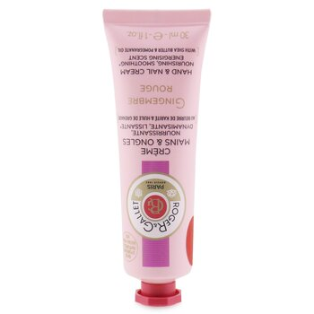 Gingembre Rouge Hand & Nail Cream  30ml/1oz