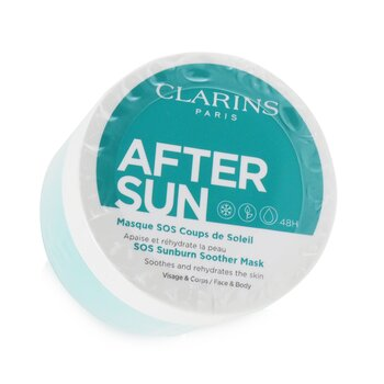After Sun SOS Sunburn Soother Mask - For Face & Body  100ml/3.4oz