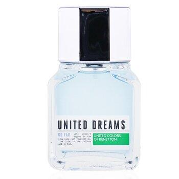 United Dreams Go Far Eau De Toilette Spray  60ml/2oz