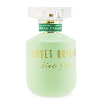 United Dreams Sweet Dreams Live Free Eau De Toilette Spray  80ml/2.7oz