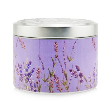 100% Beeswax Tin Candle - Lavender  (8x6) cm