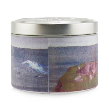 100% Beeswax Tin Candle - Ish-Ka  (8x6) cm