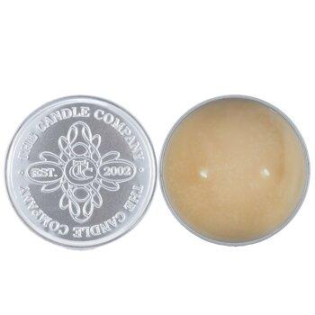 100% Beeswax Tin Candle - Midnight Jasmine  (8x6) cm