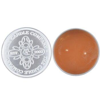 100% Beeswax Tin Candle - Sampaguita  (8x6) cm