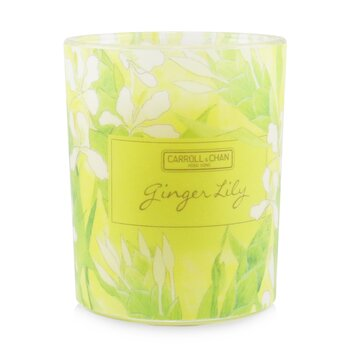 100% Beeswax Votive Candle - Ginger Lily  65g/2.3oz