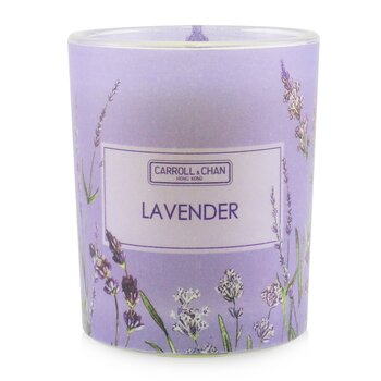 100% Beeswax Votive Candle - Lavender  65g/2.3oz