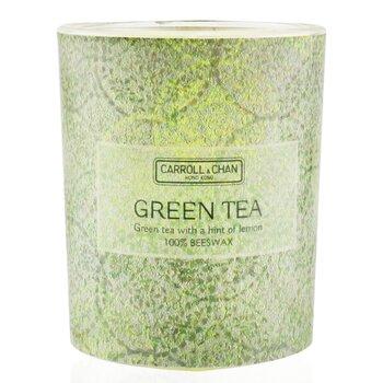 100% Beeswax Votive Candle - Green Tea  65g/2.3oz