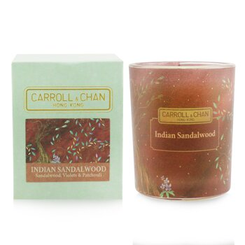 100% Beeswax Votive Candle - Indian Sandalwood  65g/2.3oz